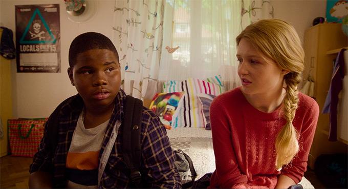 Morris from America: A true feel-good movie