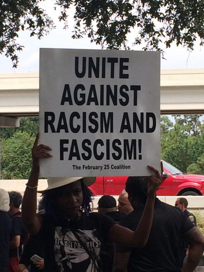 White Lives Matter protest Anti-Defamation League