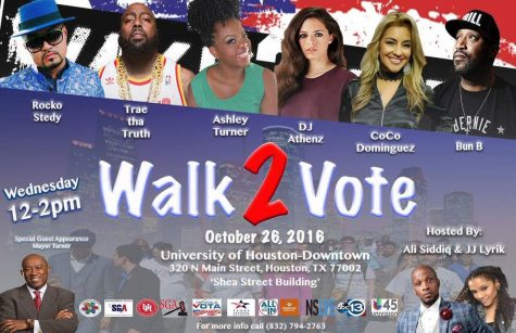 Houston Walks 2 Vote