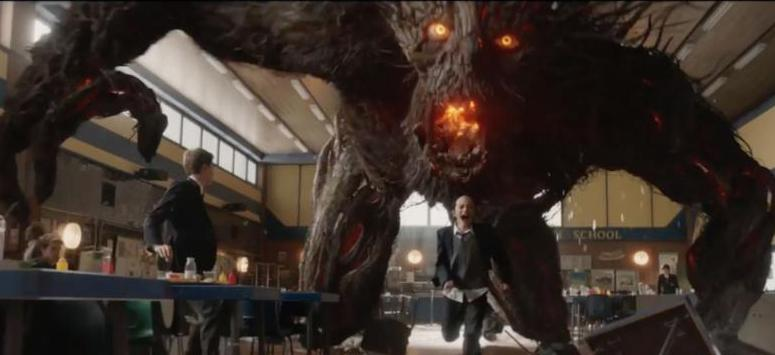 It's not Groot!  A Monster Calls: Book and Movie Review
