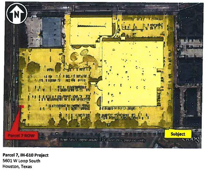 The Board of Trustees approved the sale three parking spaces located near the far western entrance of the 16 acre West Loop campus.