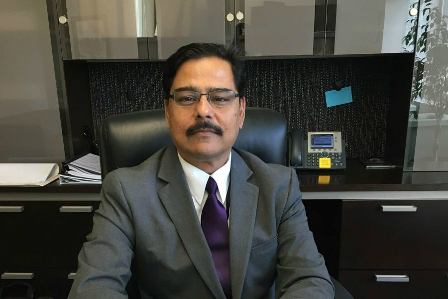 Dr. Siddiqi excited for future of college