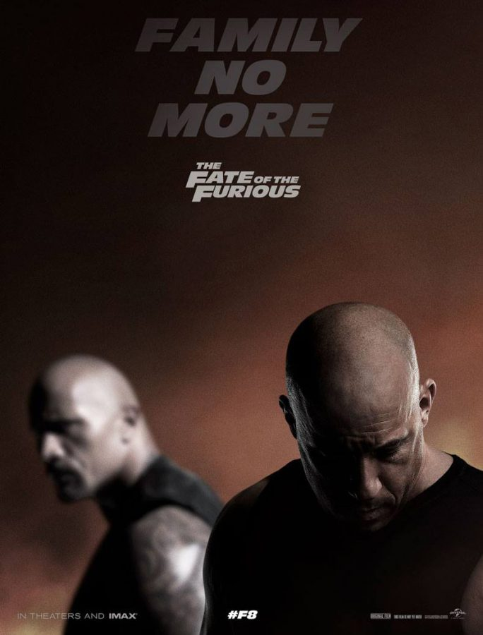 'The Fate of the Furious' in theaters now.
