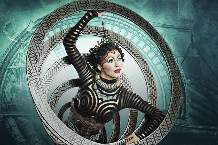 REAL World Circus - Kurios by Cirque du Soleil