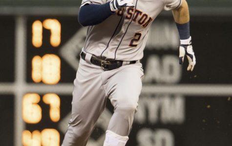 Astros show no love