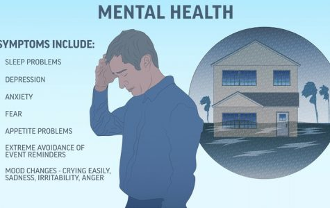 Harvey could impact victims' mental health