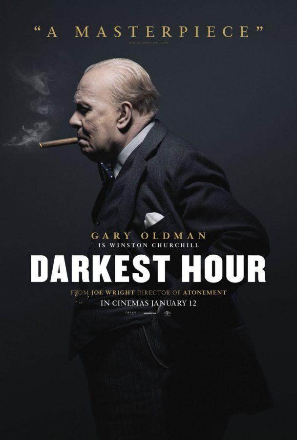'Darkest Hour' is a gripping war of words