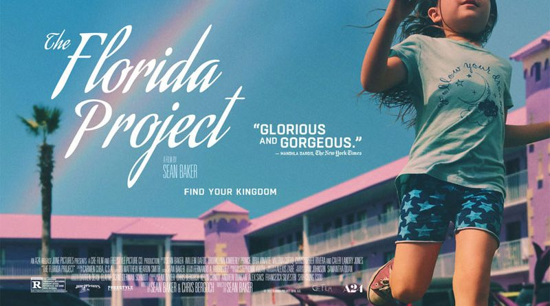 Kuvahaun tulos haulle the florida project film poster