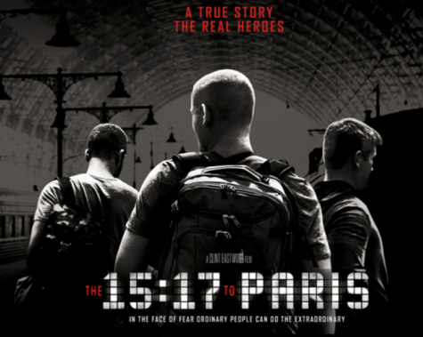 '15:17 to Paris' is an interesting experiment that ultimately fails