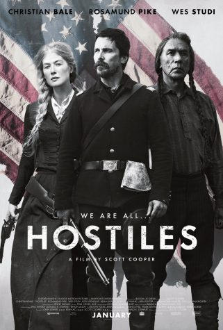 """Hostiles"" is a grand western with questionable morals"