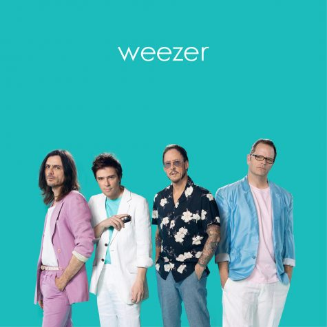 "Weezer ""blessed the rains"" with a new cover album"