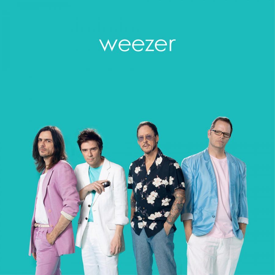 Weezer+%22blessed+the+rains%22+with+a+new+cover+album