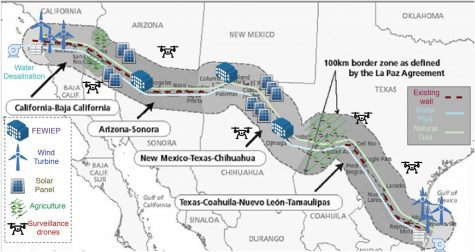 New economic proposal for U.S.-Mexico border wall announced