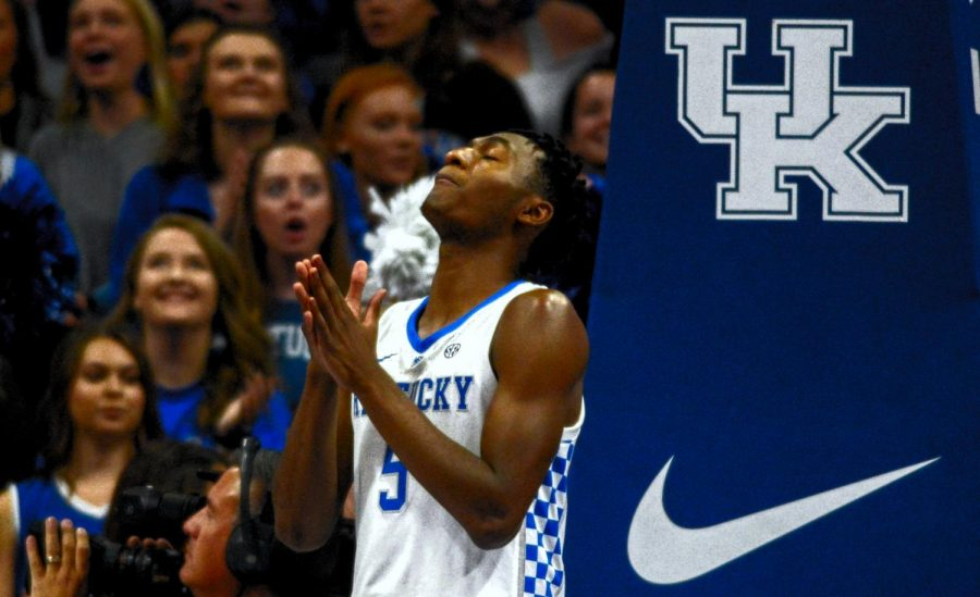 Down To The Wire! Kentucky Wildcats Defeat University of Houston