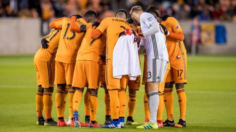 Houston Dynamo bows out of CONCACAF