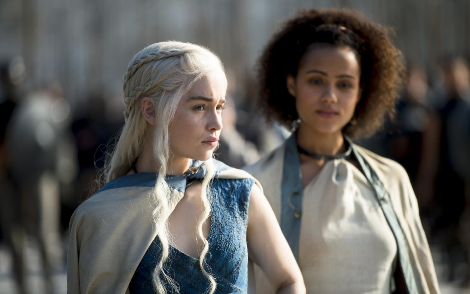 Emilia Clarke and Nathalie Emmanuel will headline Comicpalooza, appearing on May 11 and 12.