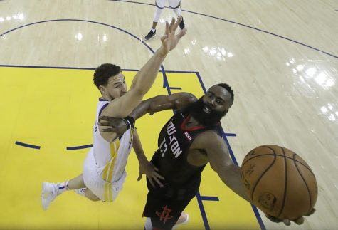 Rockets advance to NBA playoffs, facing Golden State