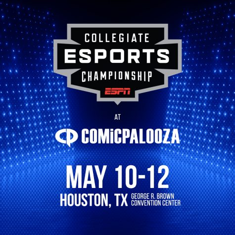 Comicpalooza to host first-ever esports championship
