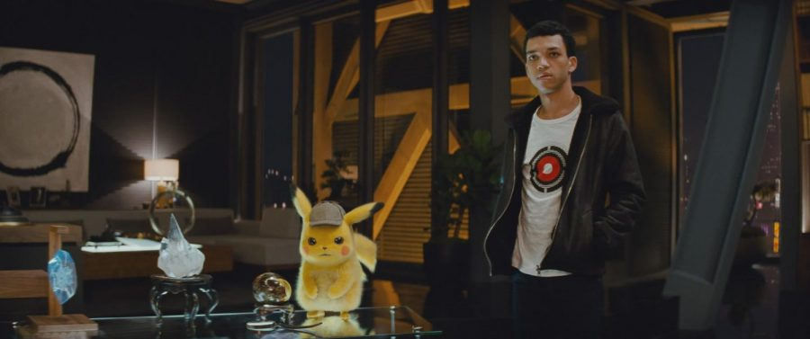 Pok%C3%A9mon%3A+Detective+Pikachu+features+Ryan+Reynolds+as+the+voice+of+Pikachu%2C+and+Justice+Smith+as+Tim+Goodwin.+The+movie+is+set+to+premiere+on+May+10.+