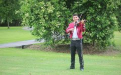 Student's point of view: Pineda discusses Mariachi band, program