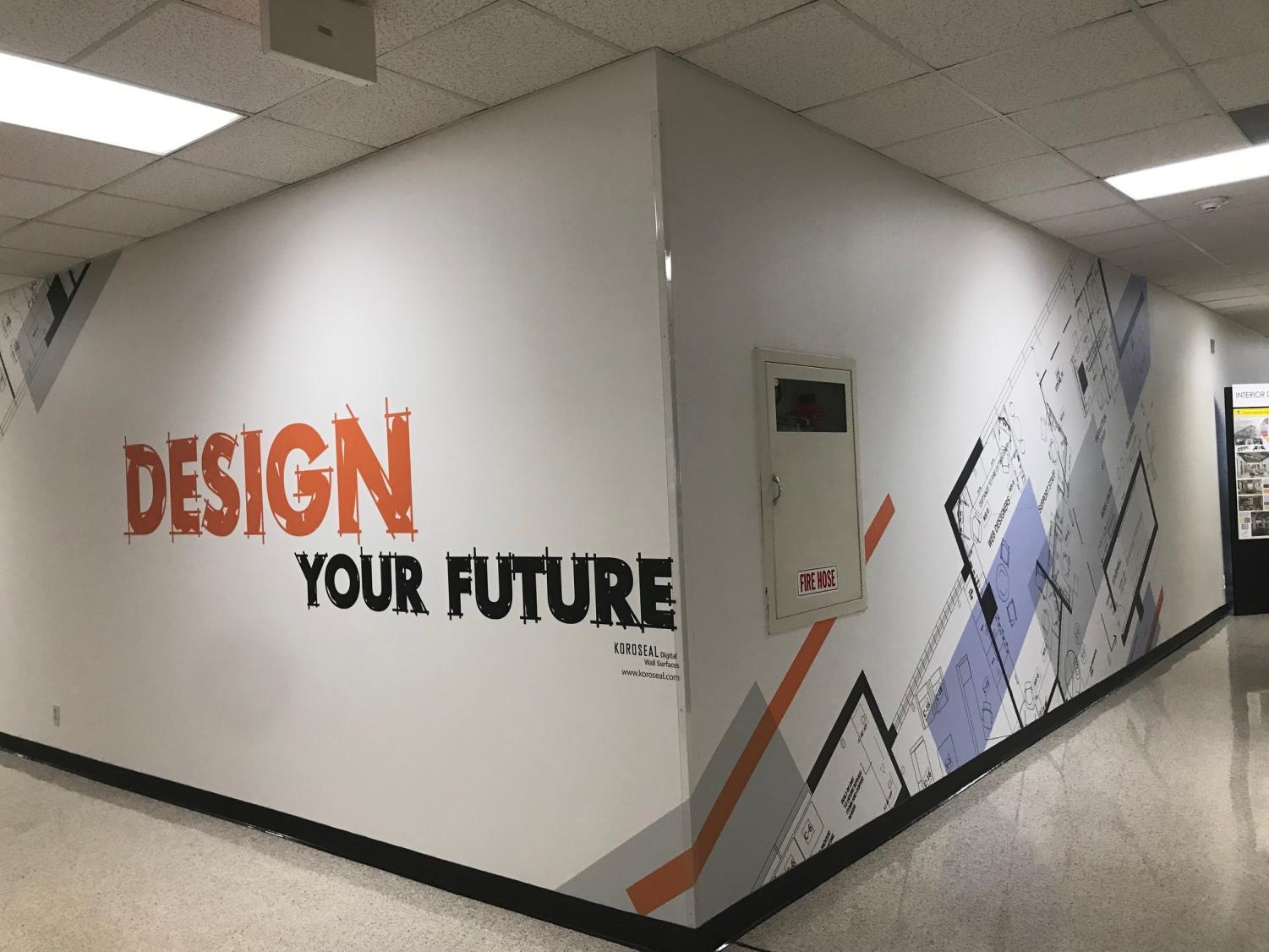 Houston Community College students can work toward a bachelor's degree in interior design at Stephen F. Austin State University while attending HCC.