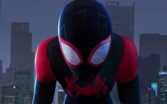 """The art of """"Into the Spiderverse"""""""