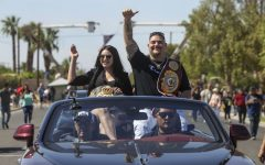 Andy Ruiz Jr. honored at hometown parade