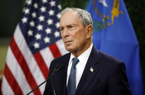 Michael Bloomberg Could Be A Presidential Canidate In 2020