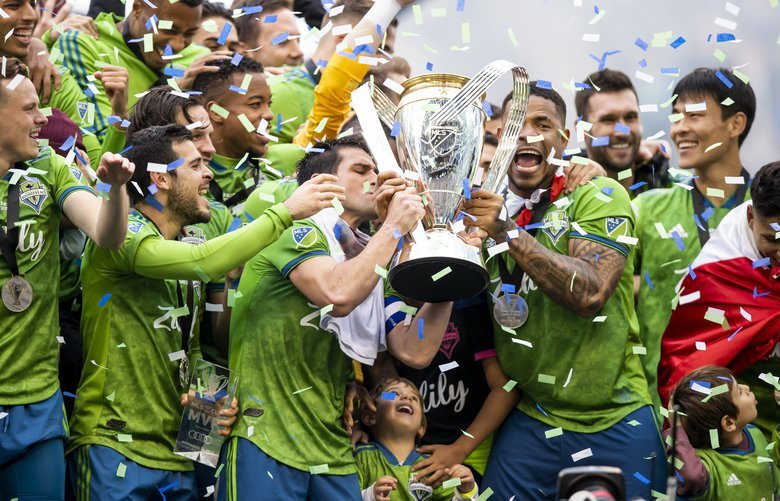 Seattle+Sounders+FC+win+the+MLS+Cup%21