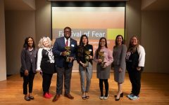 Students compete in 'Festival of Fear' Speech Tournament