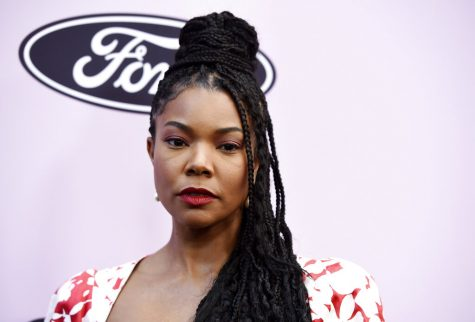 Actress Gabrielle Union poses at the 13th Annual ESSENCE Black Women in Hollywood Awards Luncheon, Thursday, Feb. 6, 2020, in Beverly Hills, Calif.