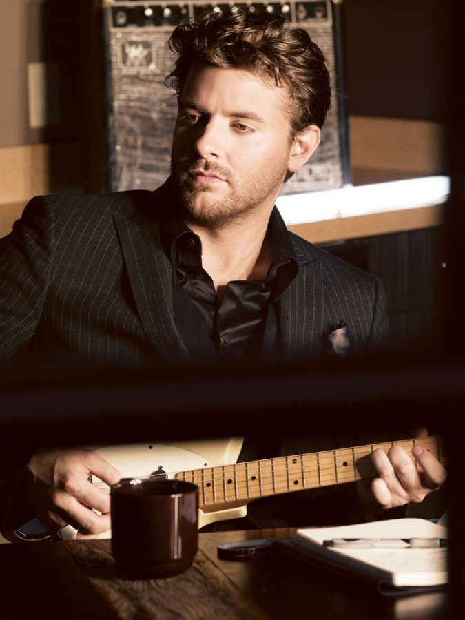 Chris Young: winner of the 2006 Nashville Star t.v. competition.