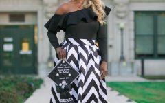 A Look Into Tarsha Kelly's Graduation