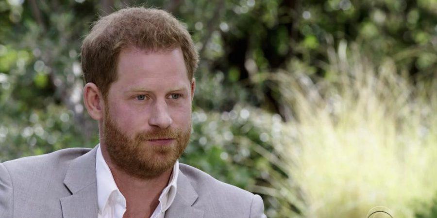 Prince Harry, CBS
