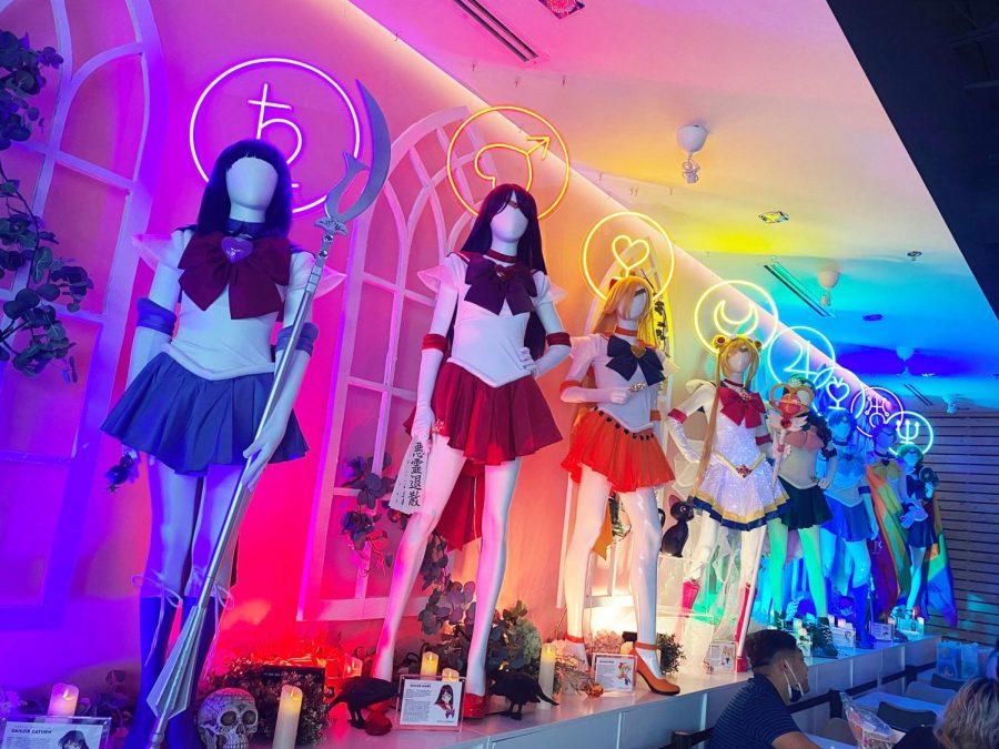Popfancy Pops: Temple of the Guardians Sailor Moon Pop Up Café